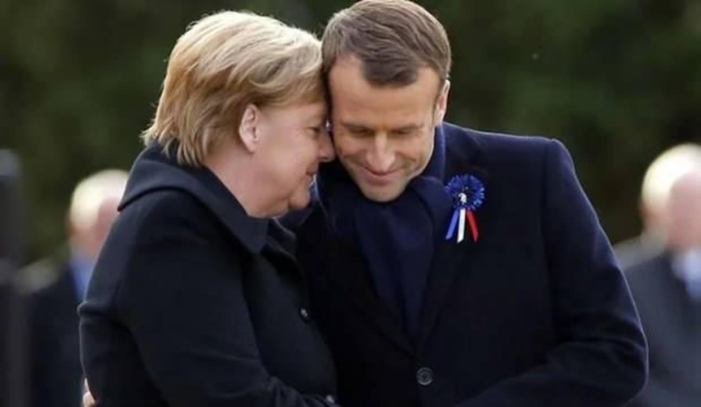 Avrupa'da Macron'u şoke edecek anket!