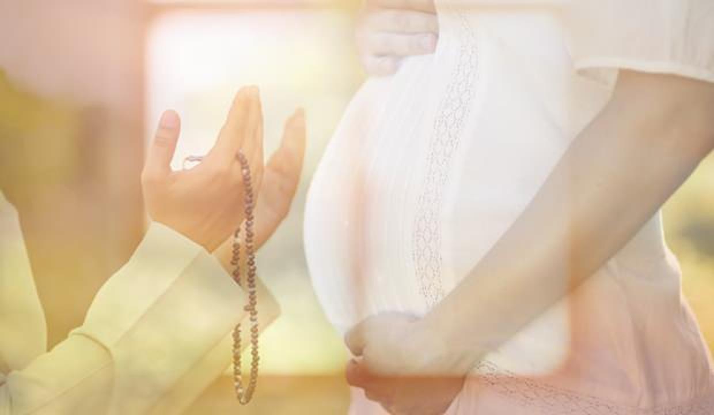 Doğuma girmeden önce hangi dualar okunur? Doğumu kolaylaştıran ayet ve sureler...
