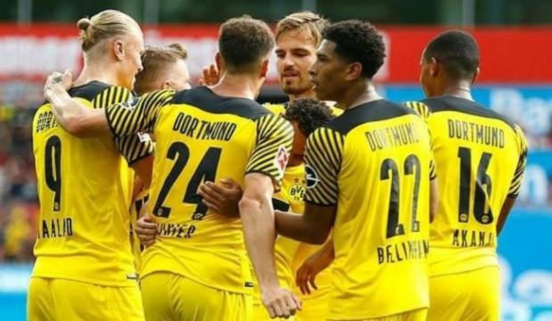 Dortmund 6 eksikle Beşiktaş karşısında