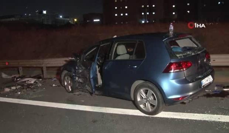 Kazaya yardıma gidenlerin arasına otomobil daldı: 1 ölü, 6 yaralı