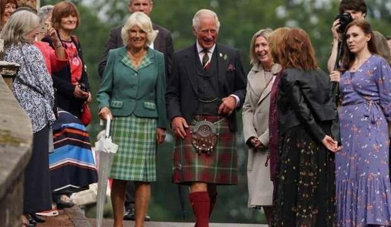 Kraliyet ailesinde kara para aklama krizi