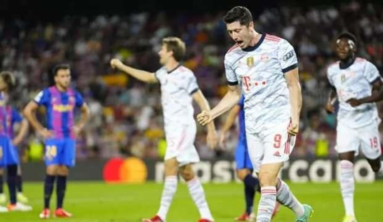 Lewandowski Şampiyonlar Ligi'nde 0,77 gol ortalaması yakaladı