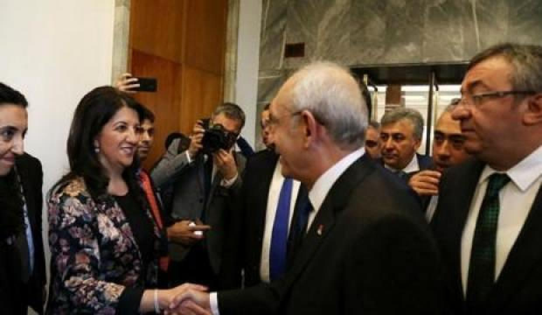 Mahmut Övür'den kritik soru: HDP neyin şeffaf olmasını istiyor?