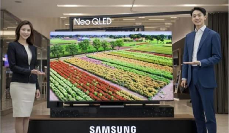 Samsung Neo QLED 8K TV'ler teknolojik özellikleriyle dikkati çekiyor