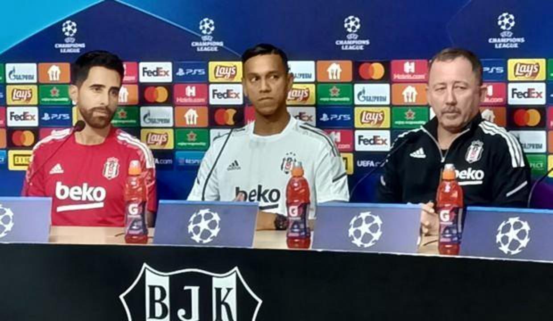 Sergen Yalçın'dan Teixeira ve Vida açıklaması!