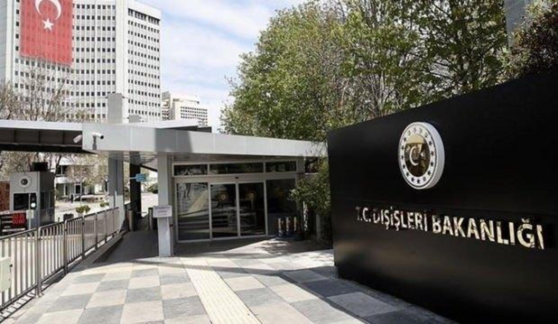 Dışişleri Bakanlığı'ndan Kırım'daki seçimlere ilişkin açıklama!