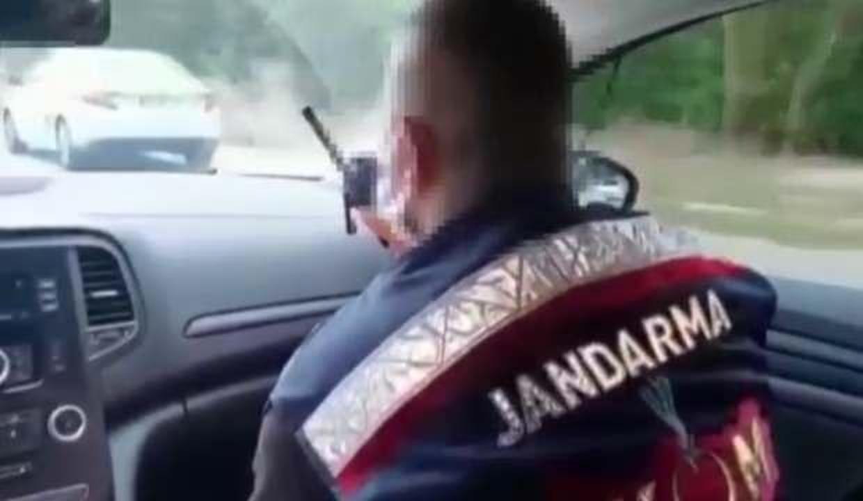Jandarmadan nefes kesen uyuşturucu operasyonu!