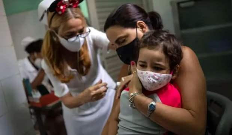 Korona salgınında bir ilk: Çocuklar için toplu aşılama
