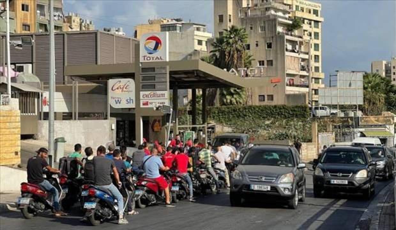 Lübnan'da akaryakıt krizi sürüyor