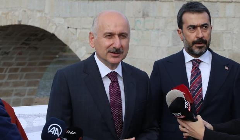 Türkiye'nin ulaşım ve iletişim altyapısına muhteşem yatırım
