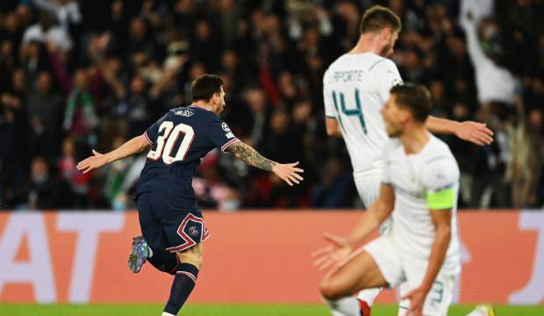 Messi siftah yaptı! PSG, City'İ devirdi