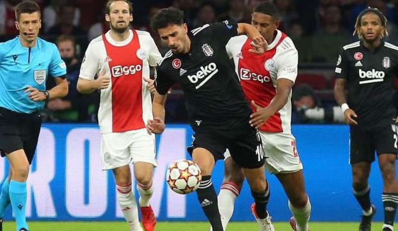 Oğuzhan Özyakup: Ajax'ın baskısından çıkamadık