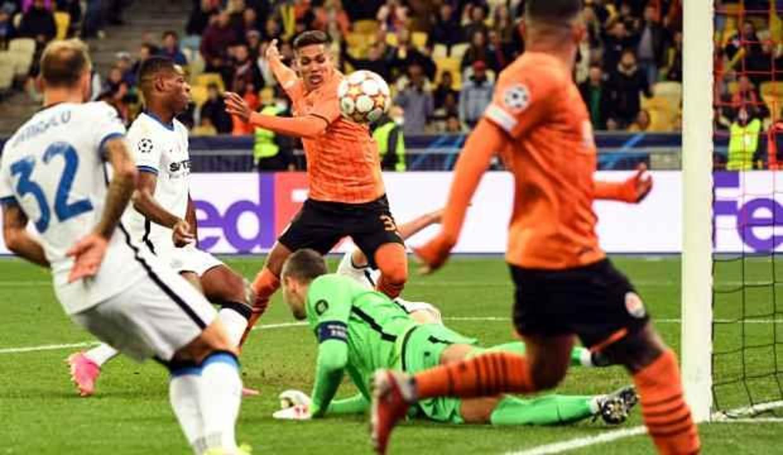 Shakhtar Donetsk ile Inter golsüz berabere kaldı