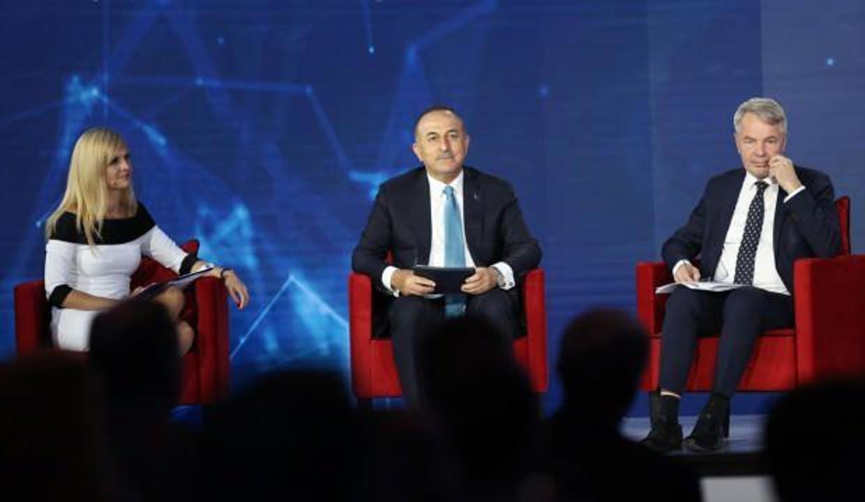 Çavuşoğlu'ndan kritik NATO açıklaması!