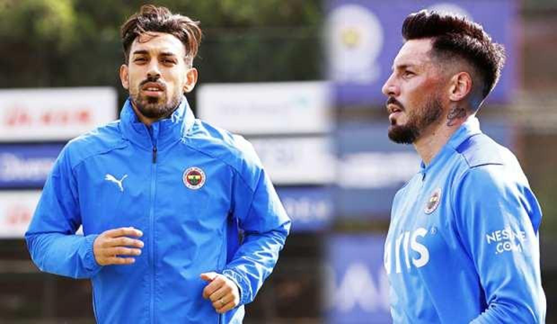 Fenerbahçe'de Sosa ve İrfan Can döndü!