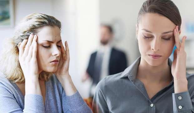 Her 4 kadından birinde görülüyor: Migren