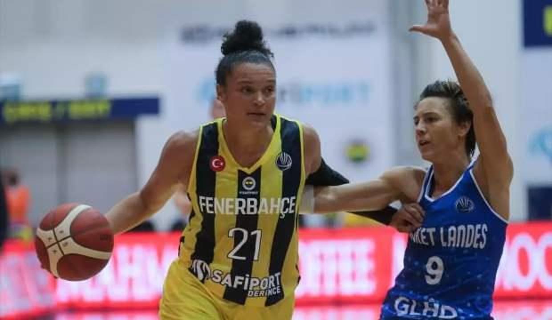 Fenerbahçe Safiport, EuroLeague'de ilk yenilgisini aldı
