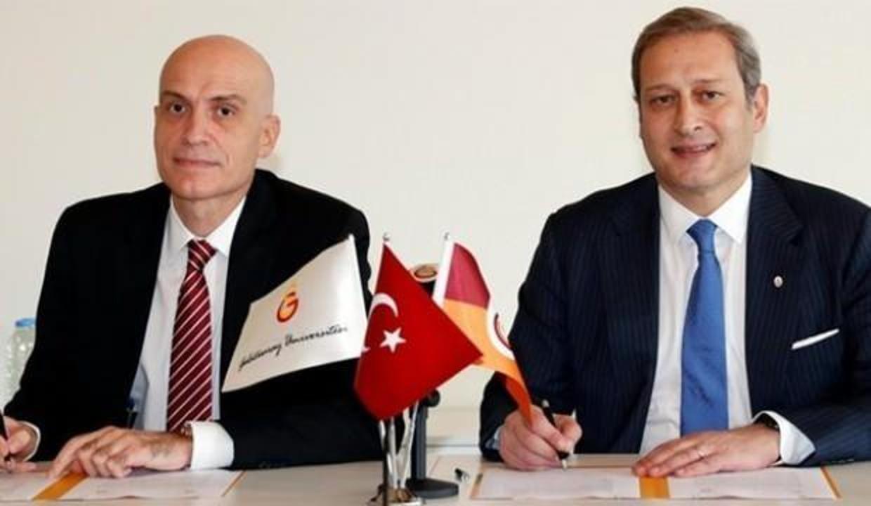 Galatasaray'da iş birliği protokolü