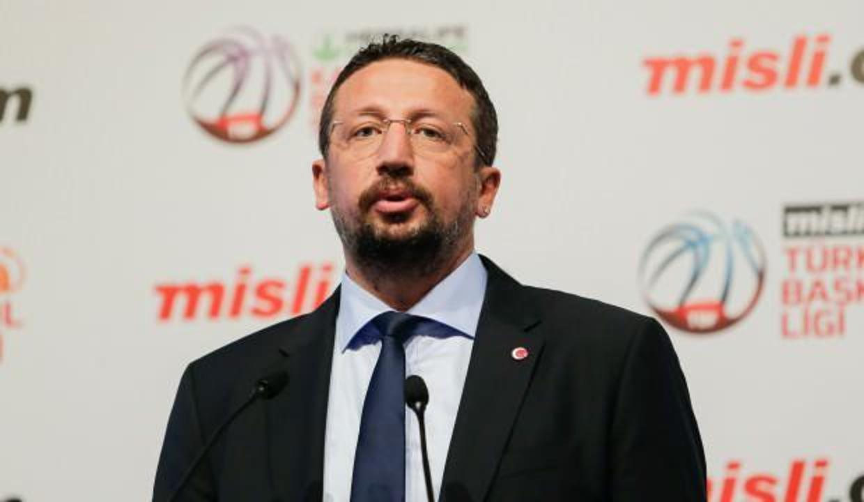 Hidayet Türkoğlu, kulüp temsilcileriyle bir araya geldi