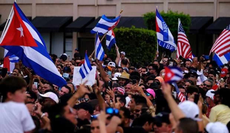 Küba'da muhaliflerden hükümete rağmen 15 Kasım hazırlığı