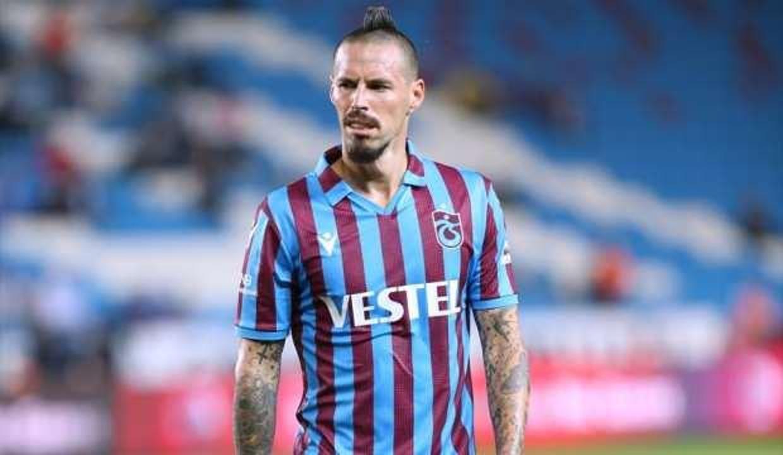 Trabzonspor'dan Marek Hamsik açıklaması!