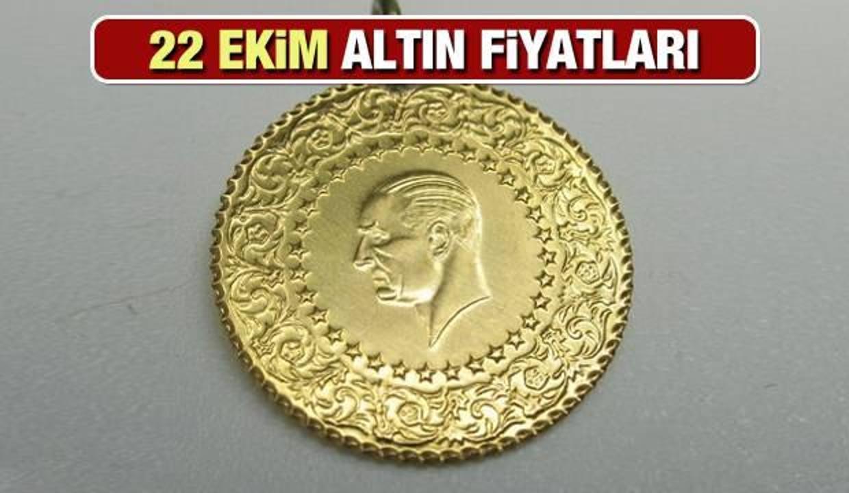 Altın fiyatlarında hızlı yükseliş sürüyor! 22 Ekim güncel Çeyrek Altın, Gram Altın, Bilezik...