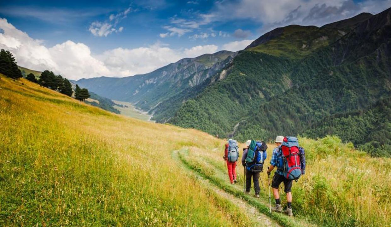 Türkiye'deki yürüyüş rotaları nerede?
