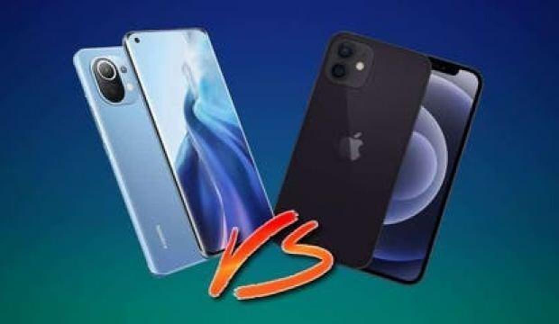 Xiaomi Mi 11 ve iPhone 12 aynı fiyata üretiliyor yüzlerce dolar farkla satılıyor