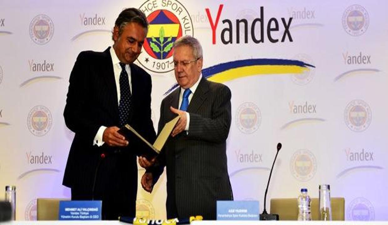 Fenerbahçe açıkladı! Yandex'te rekor rakam