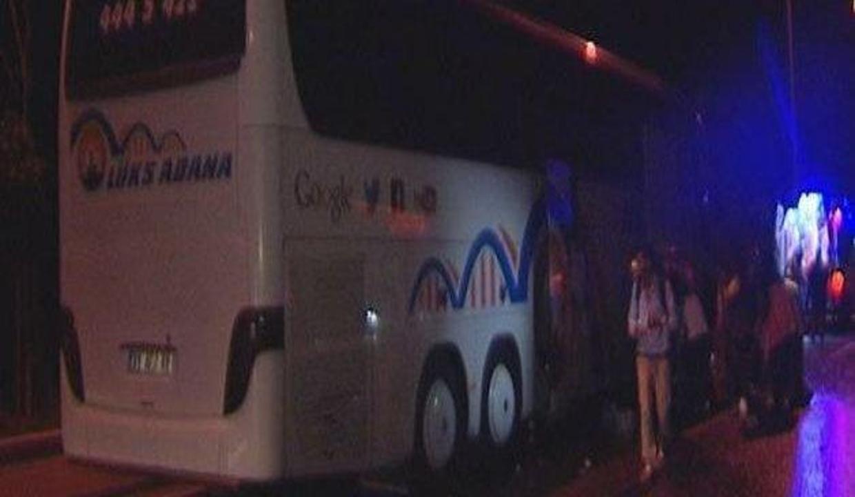 Kamyon otobüse çarptı: 2 ölü, 30 yaralı