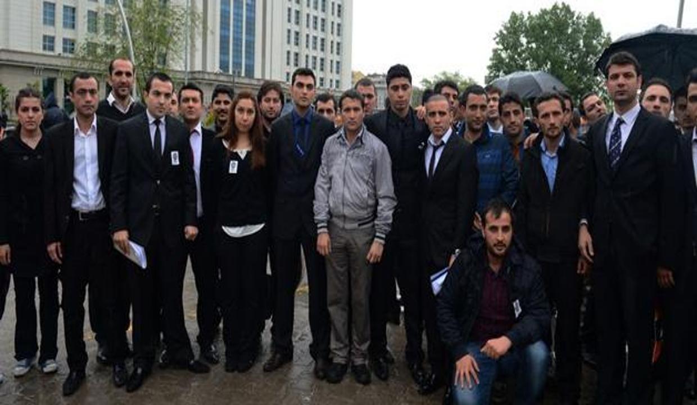 Mağdur adaylardan Ankara'da açıklama