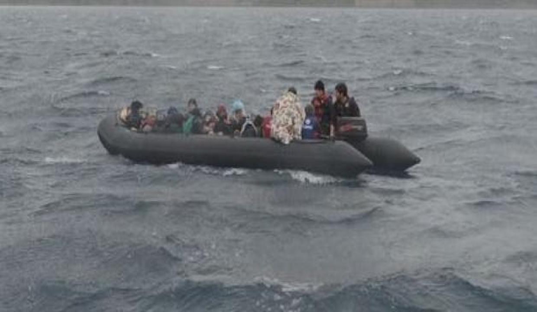 Mültecilere maskeli saldırgan şoku!