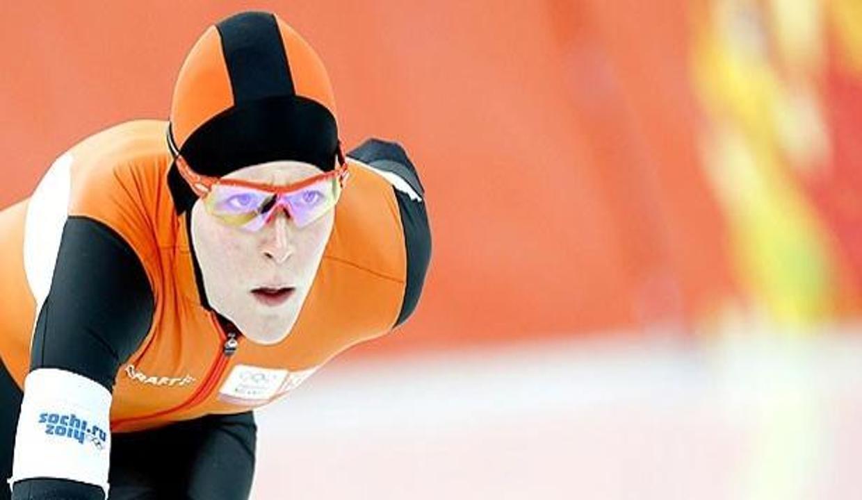 Sürat pateninde olimpiyat rekoru
