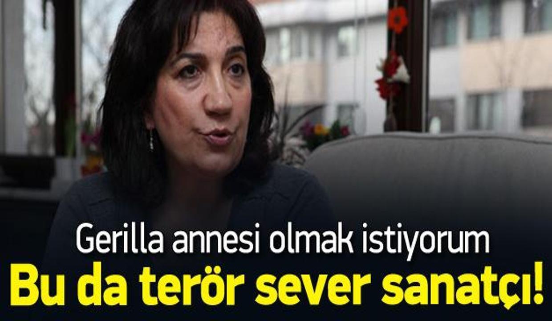 Füsun Demirel: Gerilla annesini oynamak istiyorum