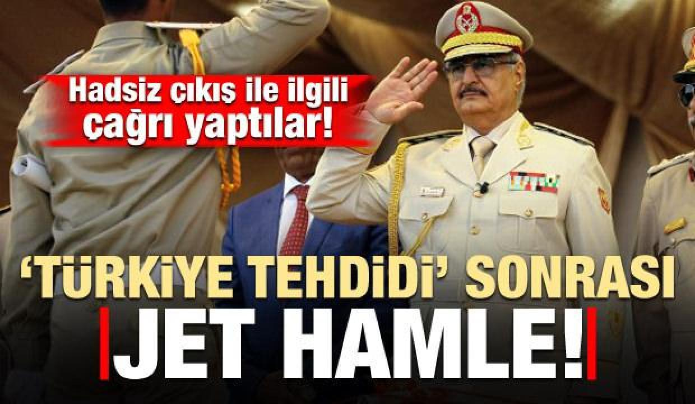 Ülkeden jet açıklama! 'Türkiye tehdidi' sonrası çağrı yaptılar