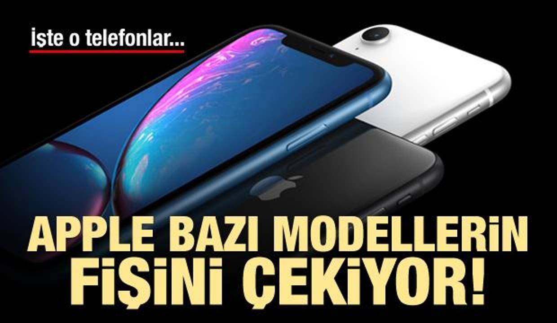 Apple iOS 13'le birlikte bazı modellerin fişini çekiyor! İşte o iPhone modelleri