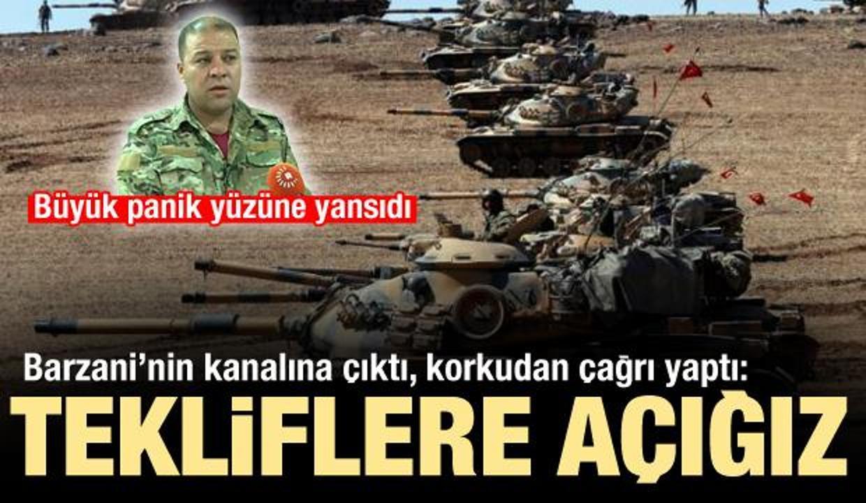 PKK/YPG'den açıklamalar peş peşe geliyor! Büyük korku sardı
