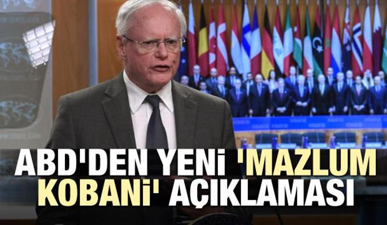 ABD'den yeni 'Mazlum Kobani' açıklaması: Kişilere destek vermiyoruz