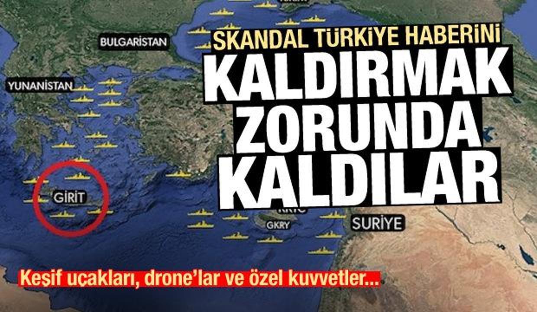 Akıllara durgunluk veren Türkiye bombası! Geri adım attılar