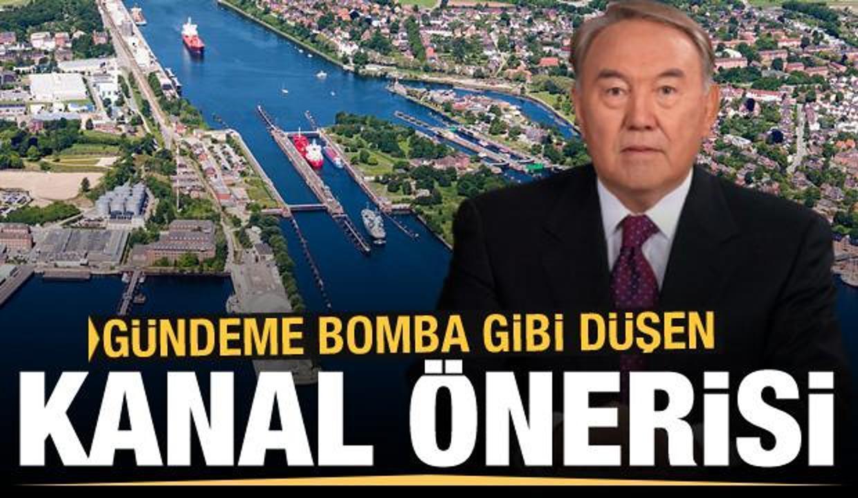 Gündeme bomba gibi düşen 'yeni Kanal' önerisi