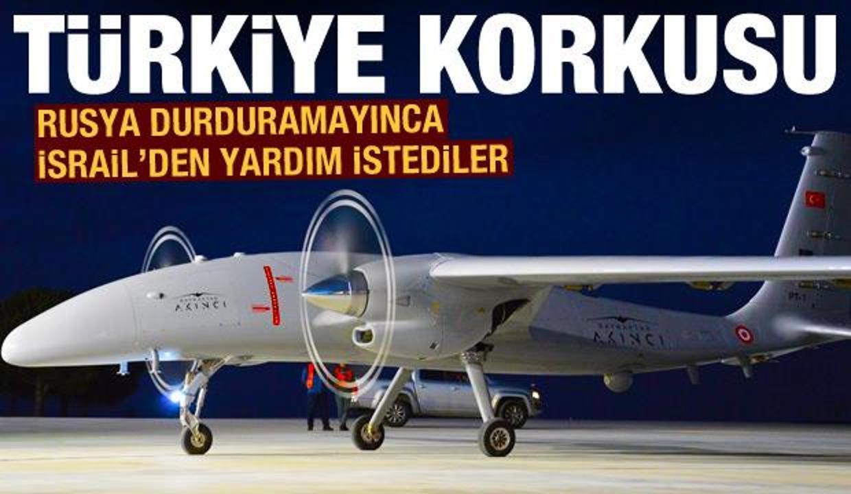 BAE'lin Libya'daki Türkiye korkusu! Rusya durduramayınca İsrail'den yardım istediler