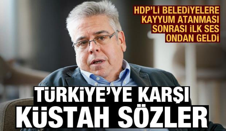 AP Türkiye raportörü Amor'dan HDP'li belediyelere kayyum atanmasına tepki