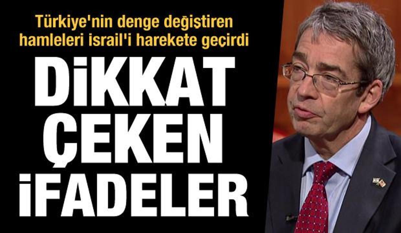 Türkiye'nin denge değiştiren hamleleri İsrail'i harekete geçirdi