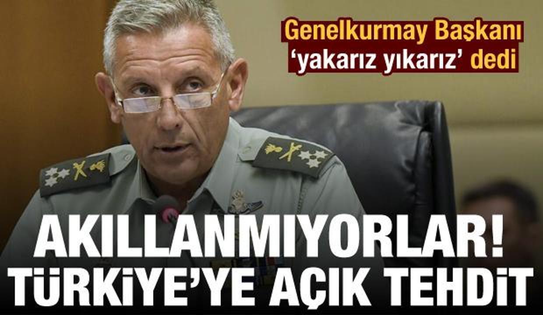 Yunanistan Genelkurmay Başkanı'ndan Türkiye'ye açık tehdit: Önce yakacağız, sonra...