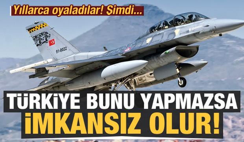 Türk askeri nefes aldırmıyor! Bu yapılmazsa mümkün değil...