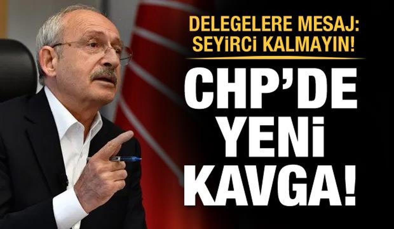 CHP'de yeni polemik onur üyeleri