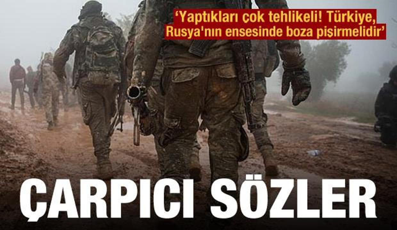 Talat Enver Çetin: Yaptıkları çok tehlikeli! Türkiye, Rusya'nın ensesinde boza pişirmelidir