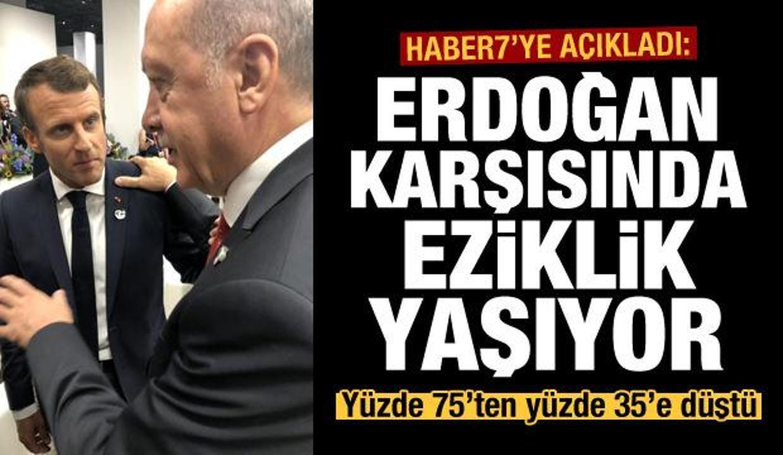 Uzman isimler Haber7'ye açıkladı: Erdoğan karşısında eziklik yaşıyor