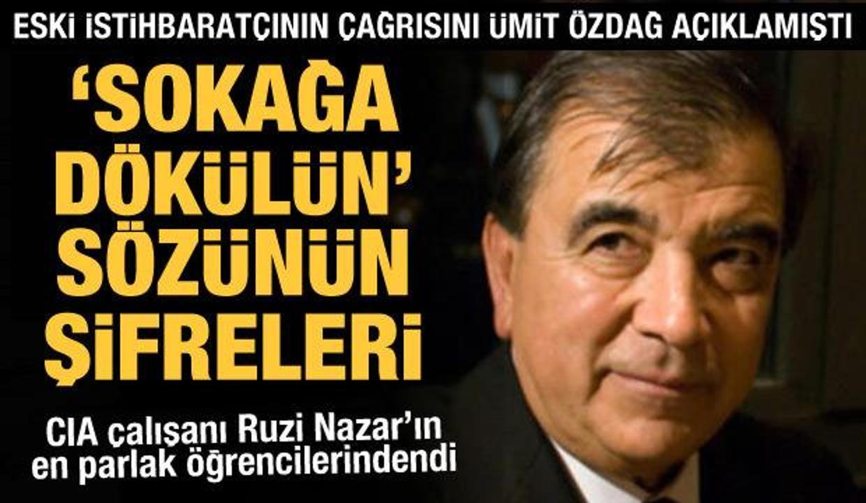 Ümit Özdağ'a 'parti kurmayın sokağa dökülün' çağrısı yapan Enver Altaylı neyi amaçlıyordu?