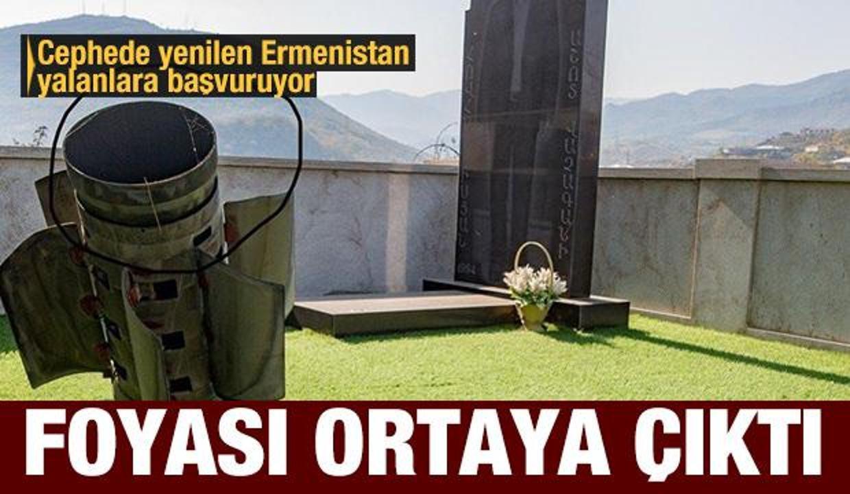Azerbaycan Cumhurbaşkanı Yardımcısı Hacıyev Ermenistan'ın yalanını fotoğraflarla belgeledi